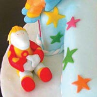 tweenies birthday cake from grange bakery, grange over sands, cumbria